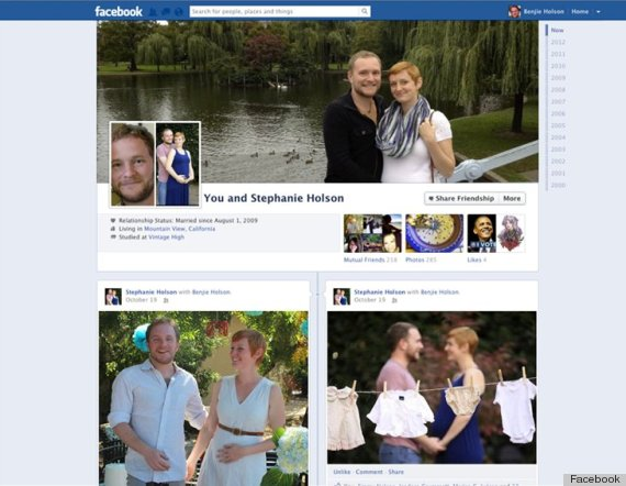 page couple facebook