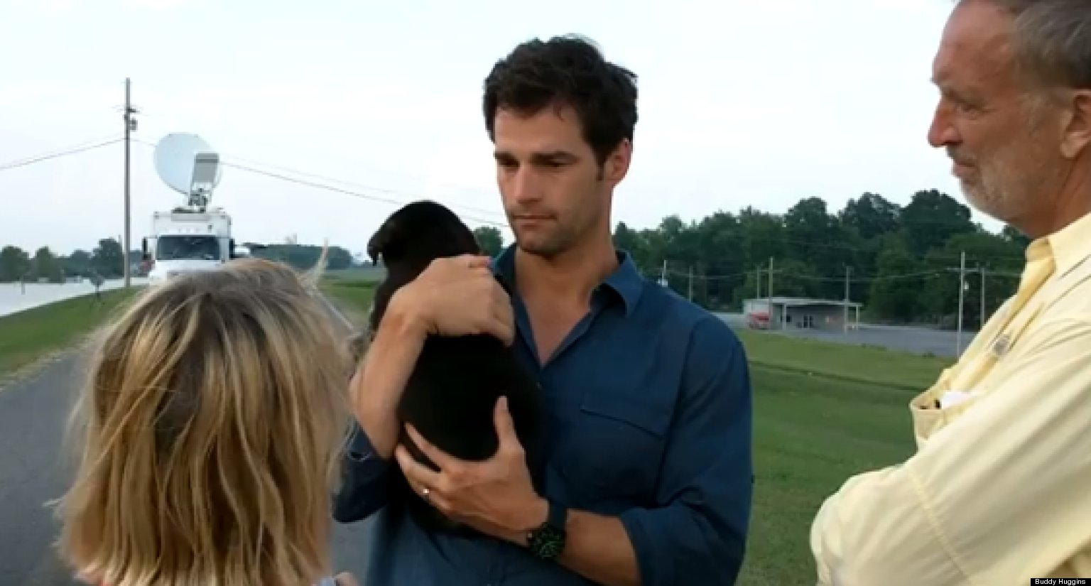 rob marciano cnn weather reporter jumps to