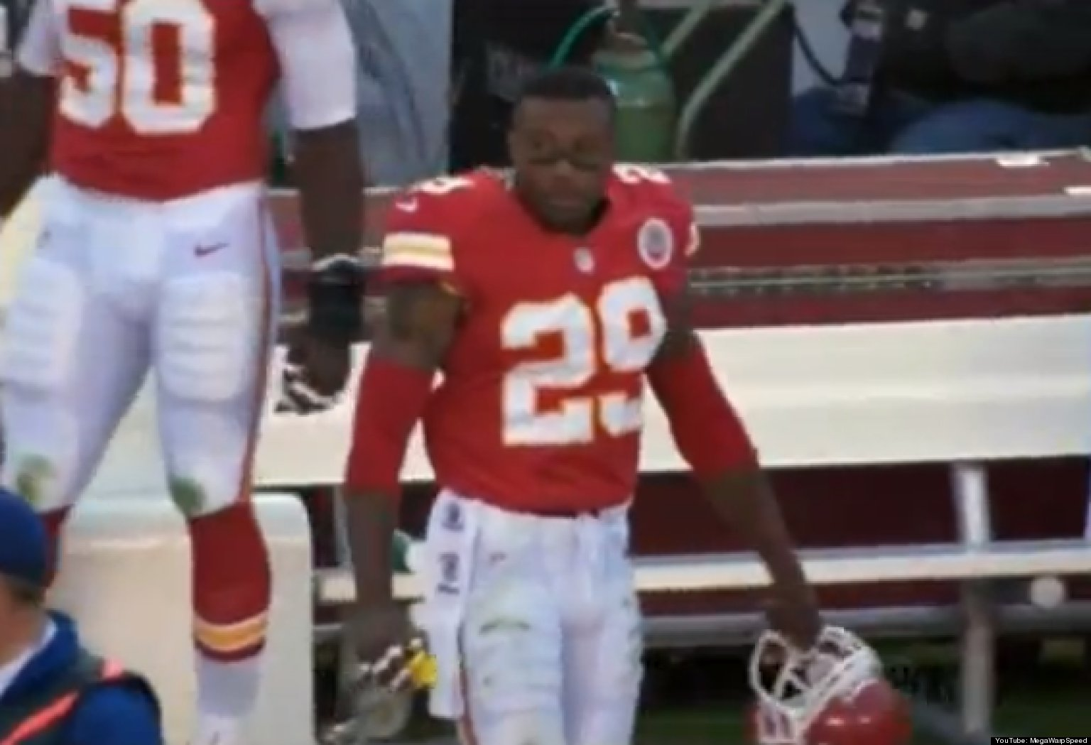 Eric Berry Is Afraid Horses Kansas City Chiefs Safety Appears