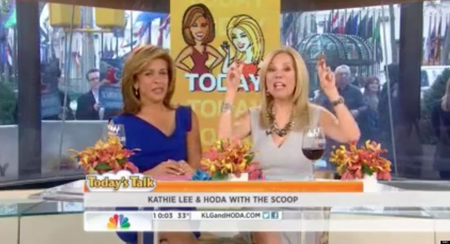 kathie lee and hoda are sending a lucky kathie lee and hoda accept chelsea handler s apology for