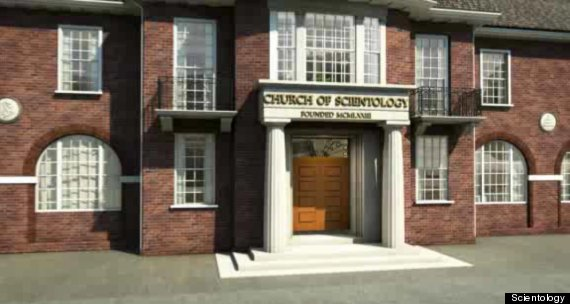 scientology centre