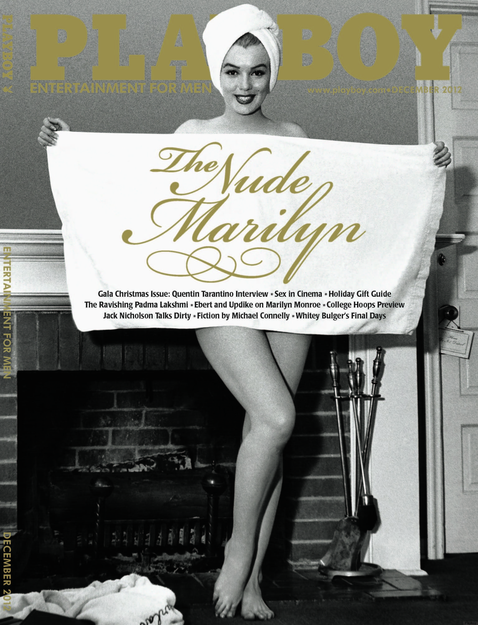 Marilyn Monroe Nude Playboy Pays Tribute To Iconic Star -6844