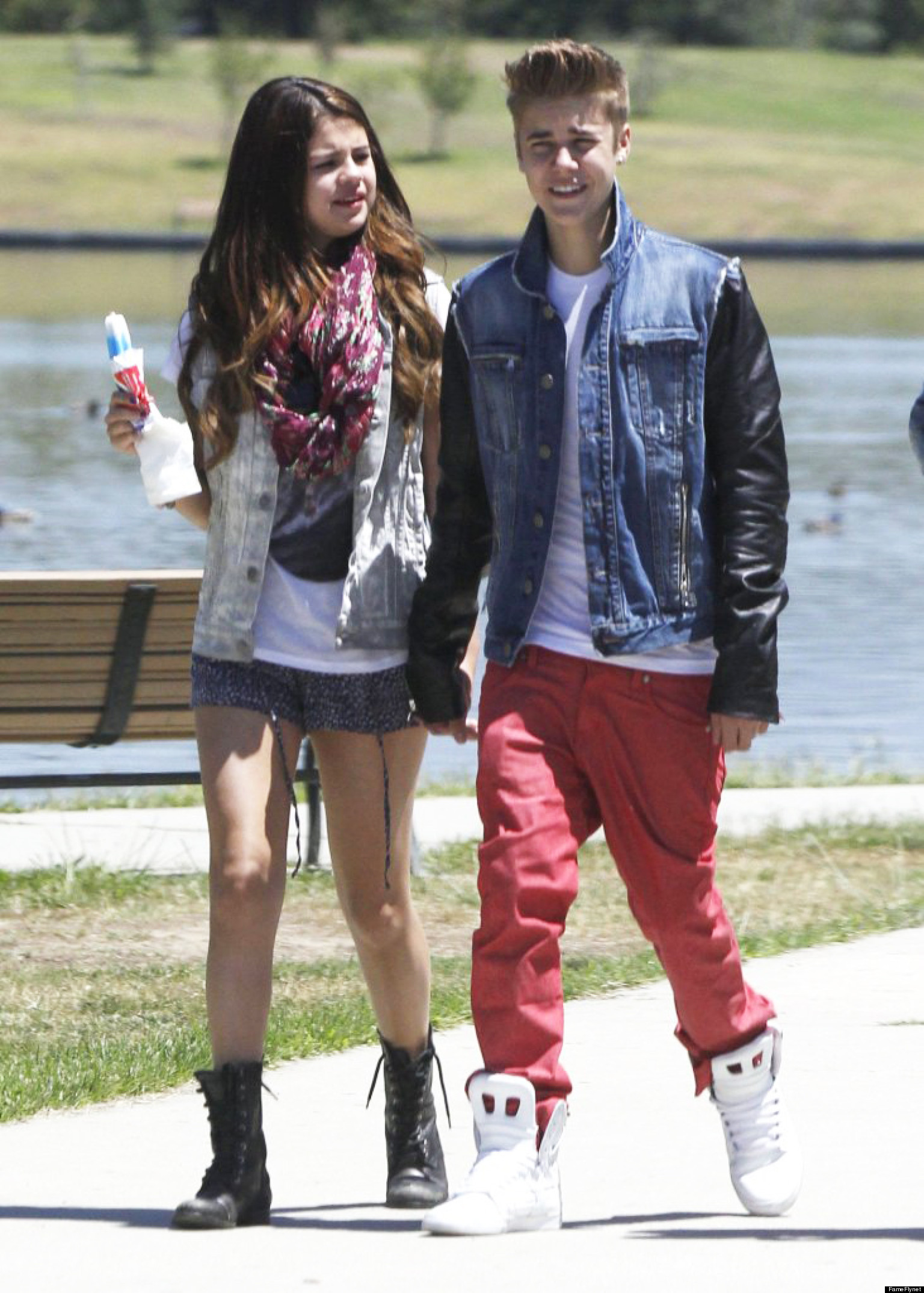 Justin Bieber, Selena Gomez Fight: Actress Storms Out Of ...