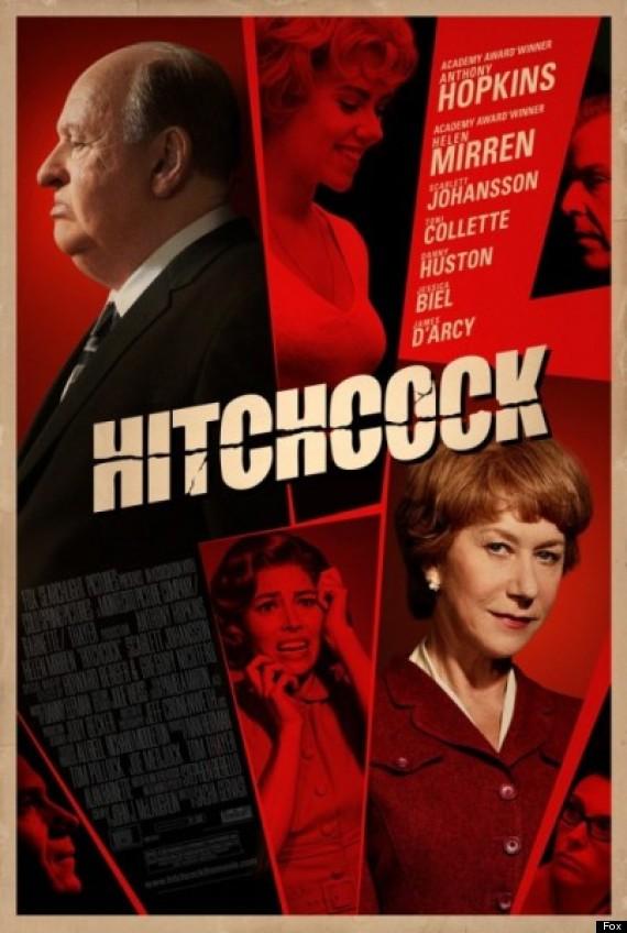 poster hitchcock película
