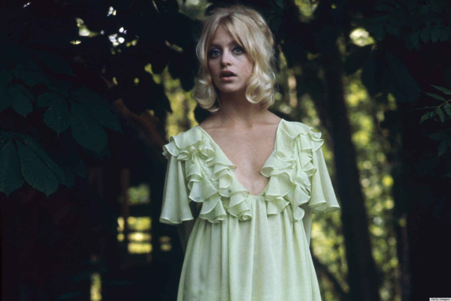 Goldie Hawn Style Evol...