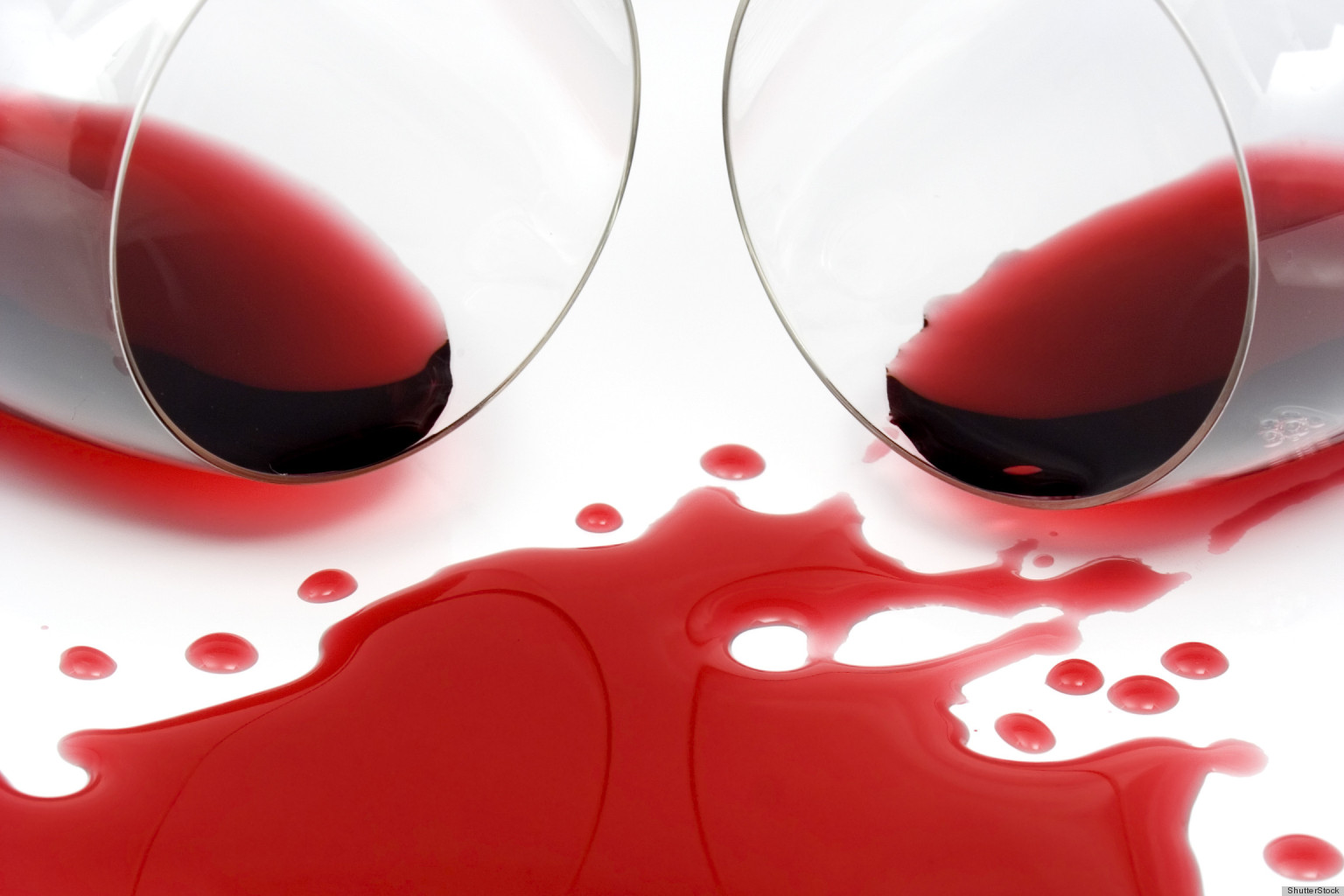 How To Remove Wine Stains From Tablecloth Huffpost