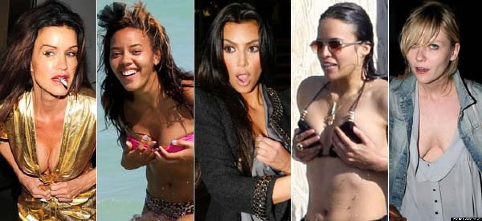 celebrity wardrobe malfunctions bikini mishaps and tmi