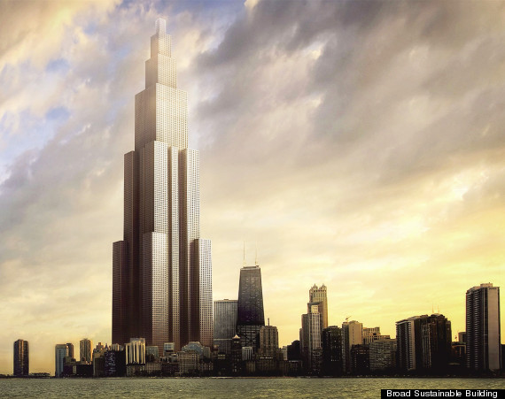 They Say Theyre Building Worlds Tallest >> World S Tallest Building To Be Built In China In 90 Days Photos