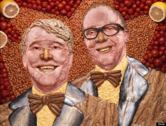 morecambe and wise food