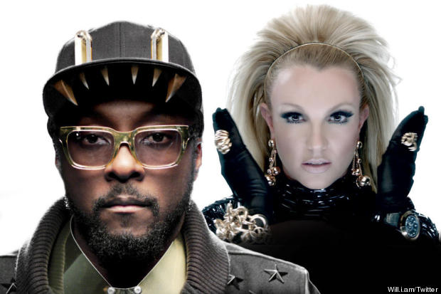 will i am and britney spears