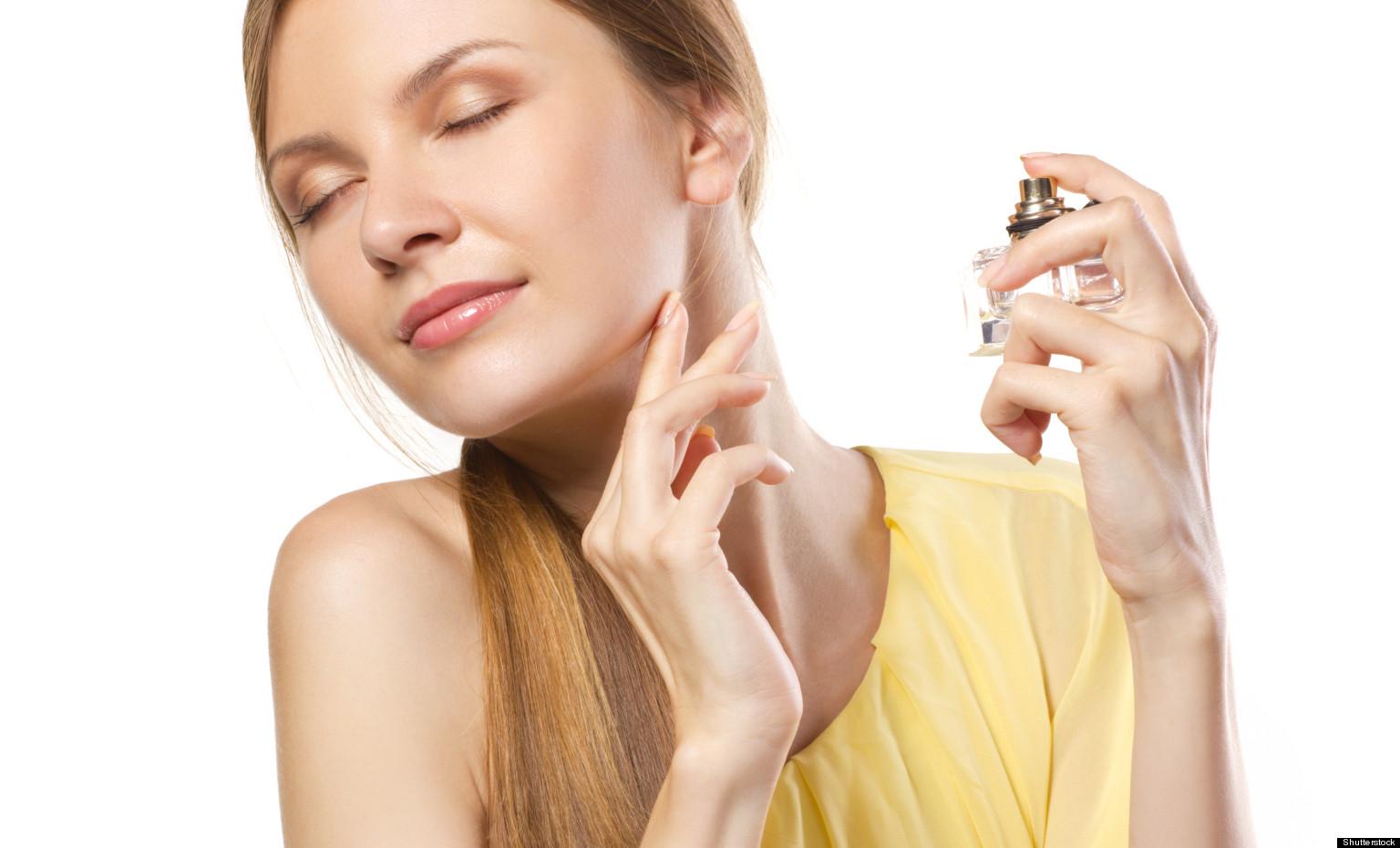 Benarkah Kepribadian Wanita Dapat Dilihat dari Parfum Wanita yang Digunakan?