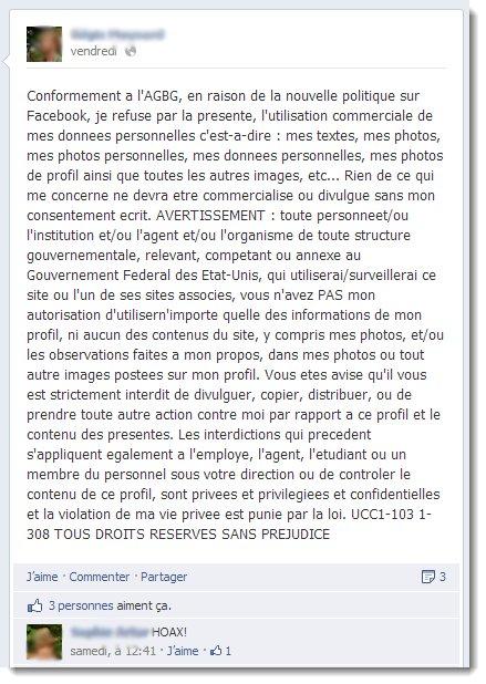 fausserumeurfacebook