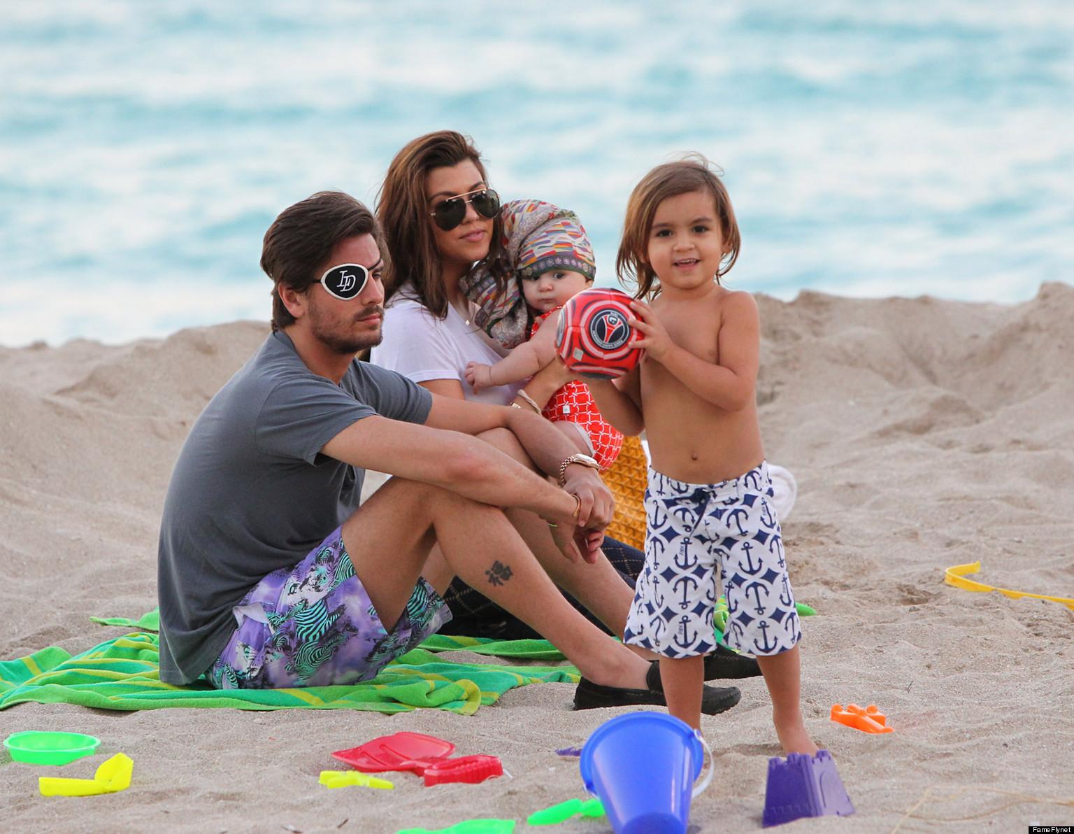 Kourtney Kardashian New Baby 2015