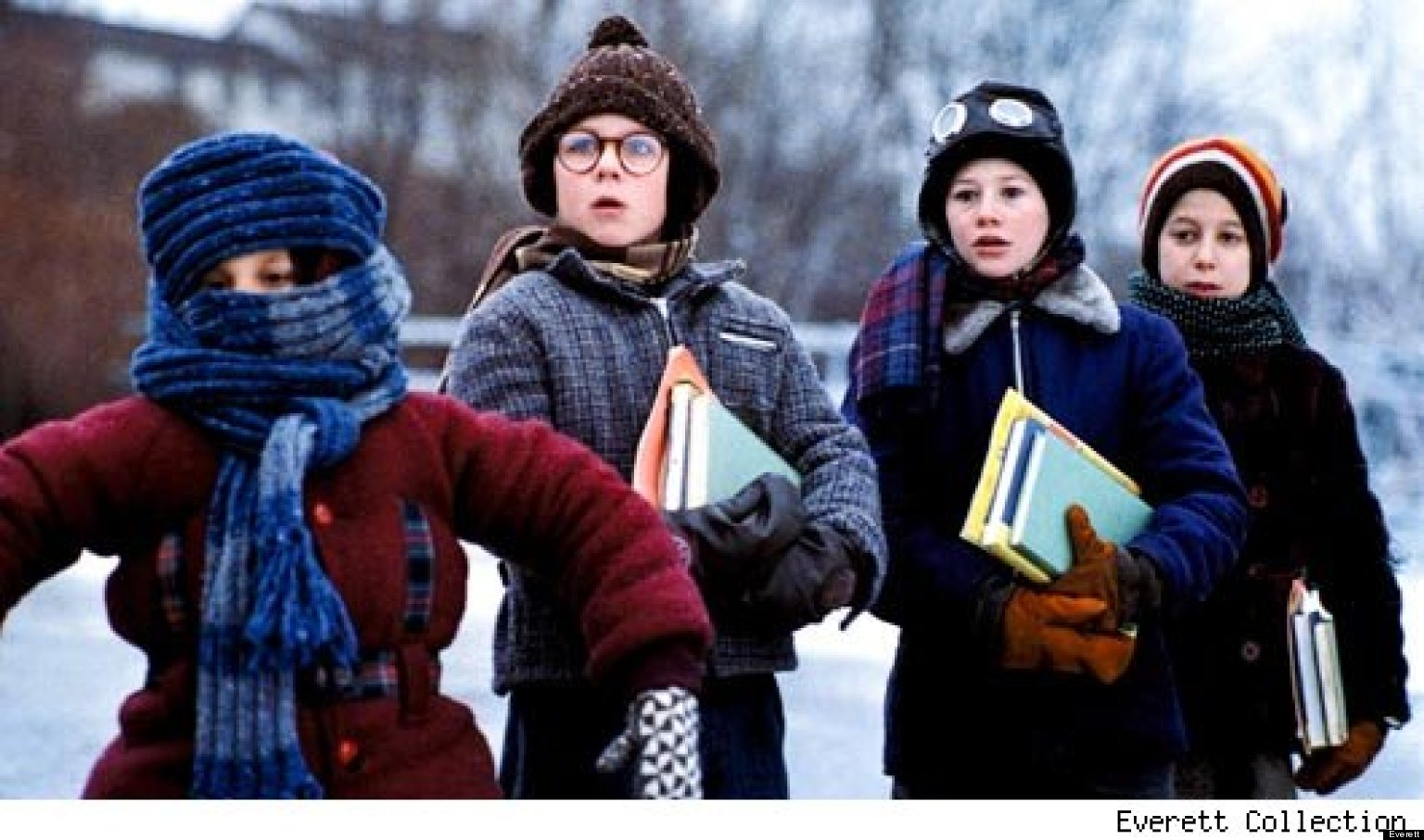 A Christmas Story': How Did They Do The Infamous Flagpole Scene ...