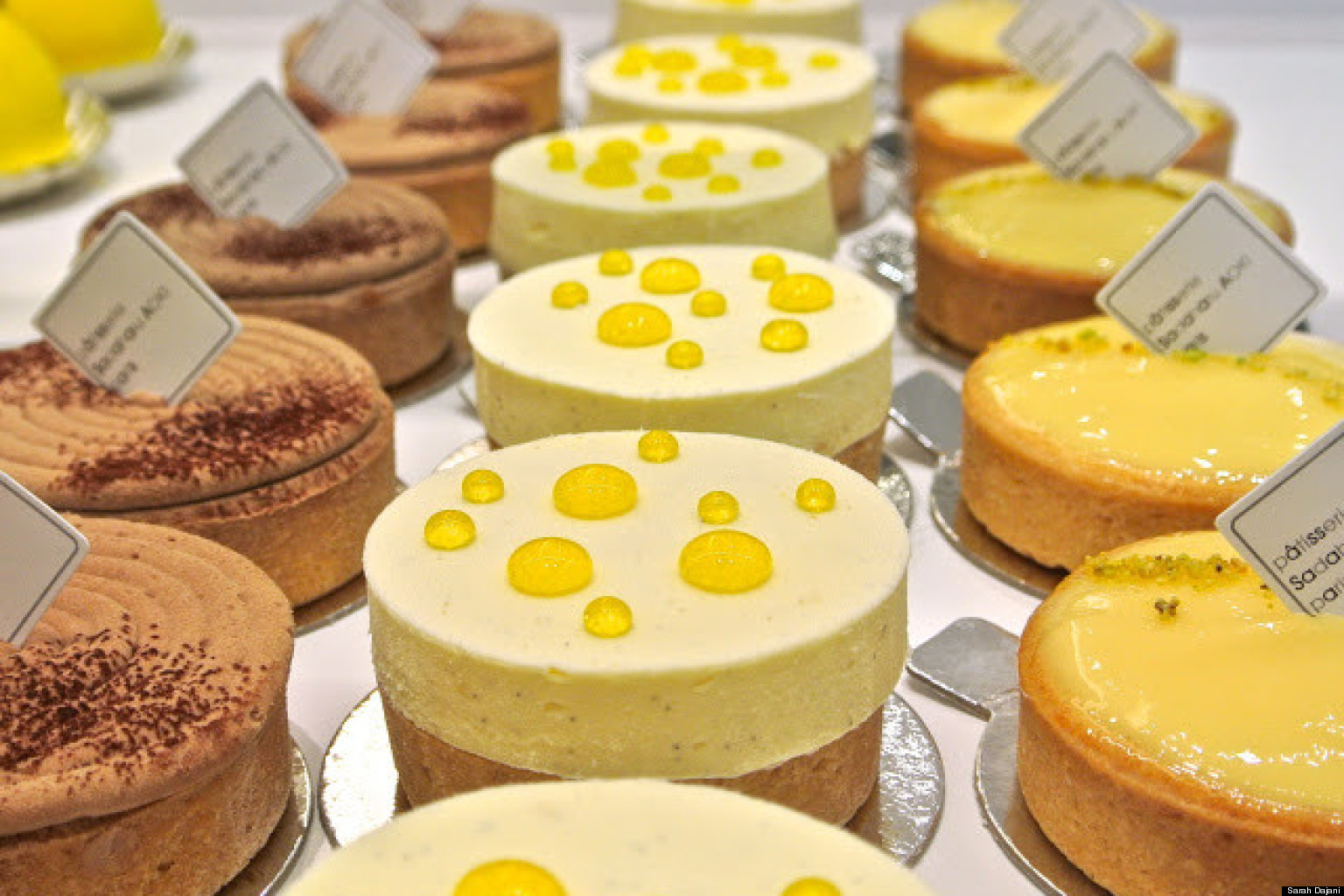 The fusion of french and japanese pastry sadaharu aoki in paris the fusion of french and japanese pastry sadaharu aoki in paris huffpost forumfinder Choice Image