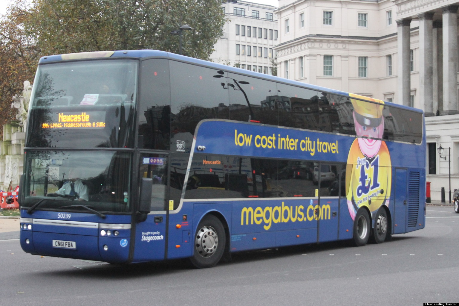 megabus california low cost bus service expands into golden state with 1 san francisco to los. Black Bedroom Furniture Sets. Home Design Ideas