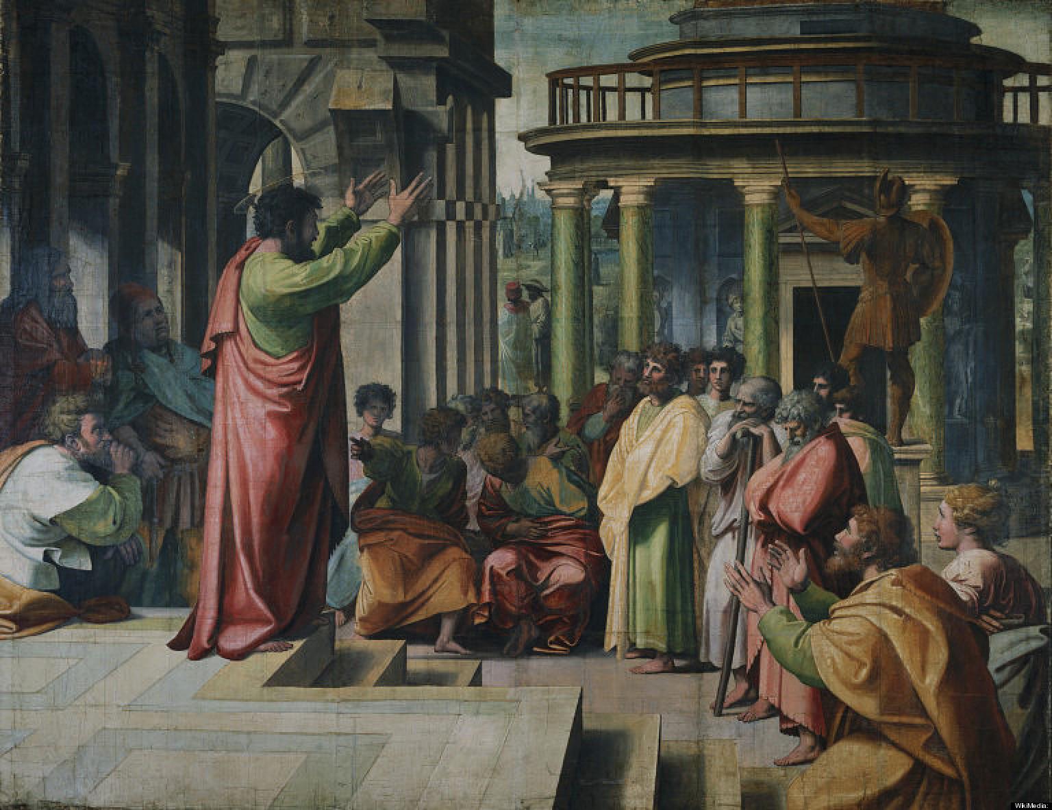 christianity before paul huffpost