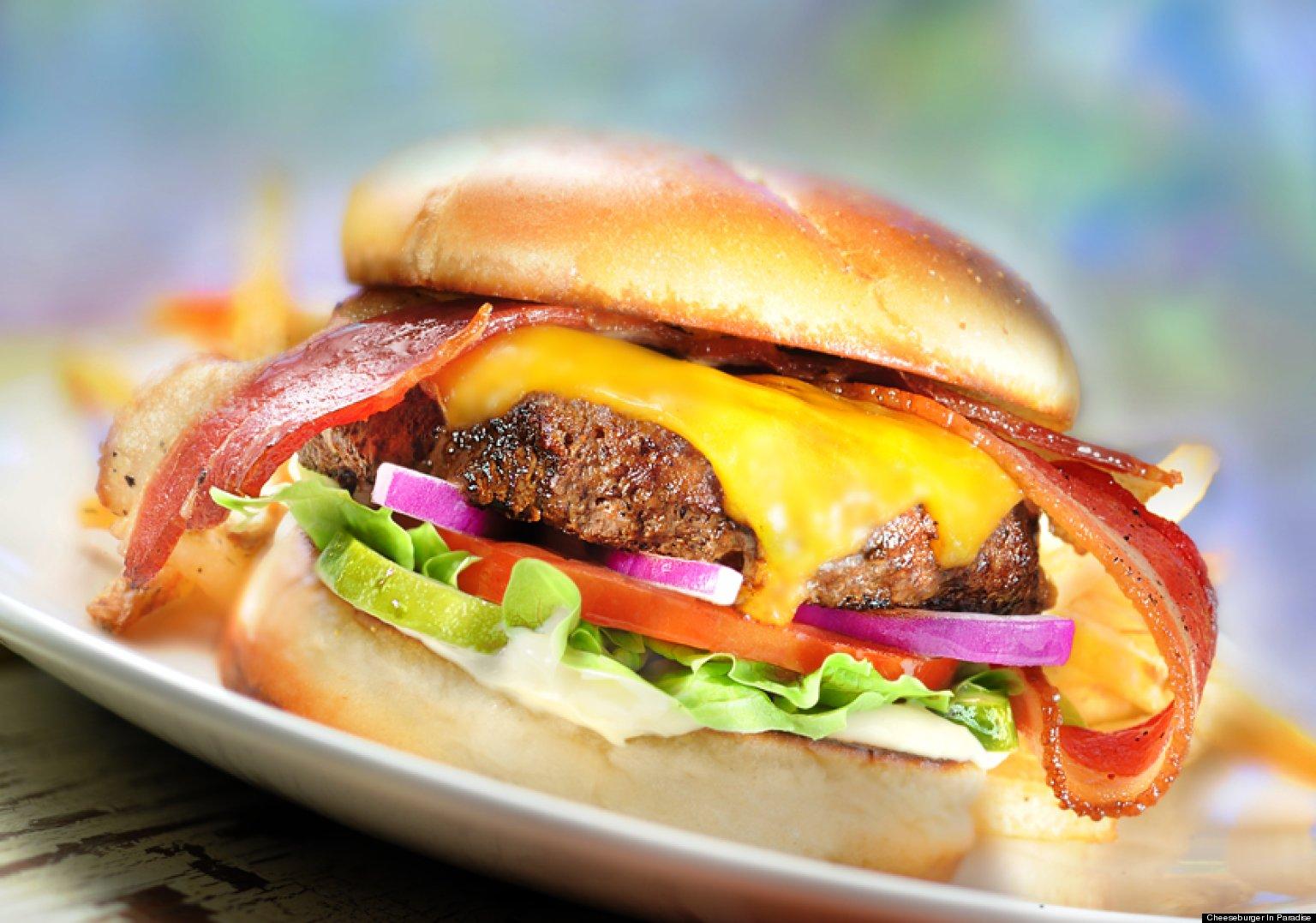 Jimmy Buffett Sells 'Cheeseburger In Paradise' Restaurants