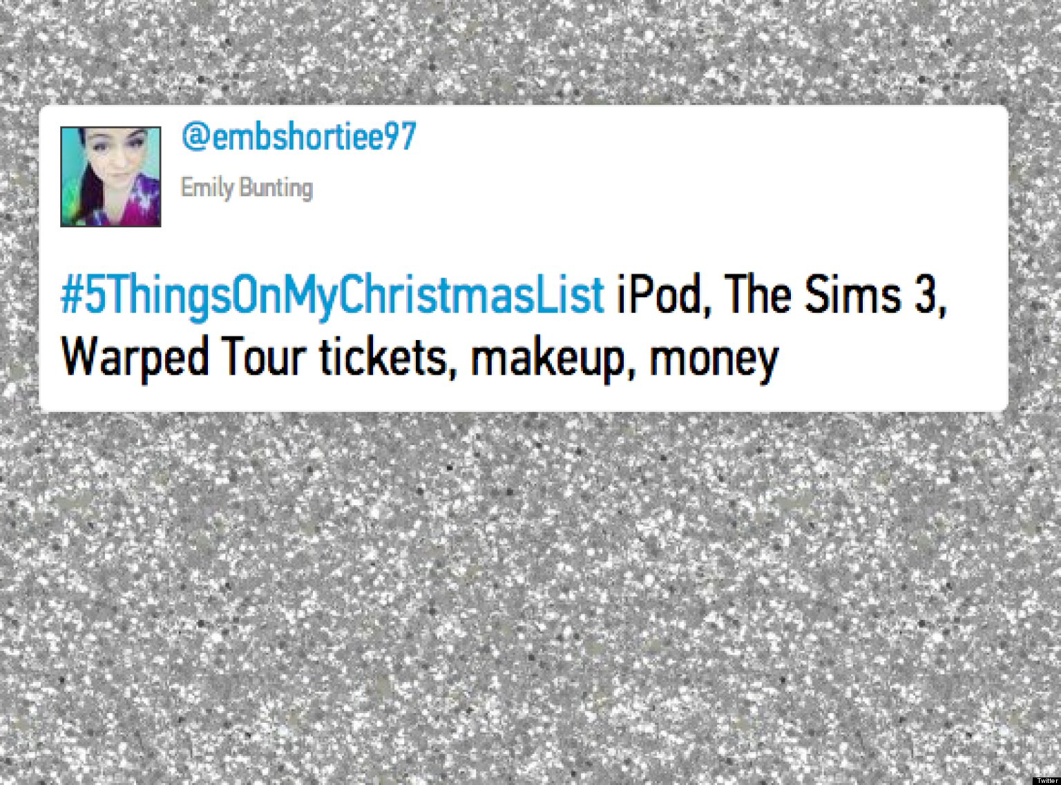 The Trending 20: Teens On Twitter Share Their Christmas List ...