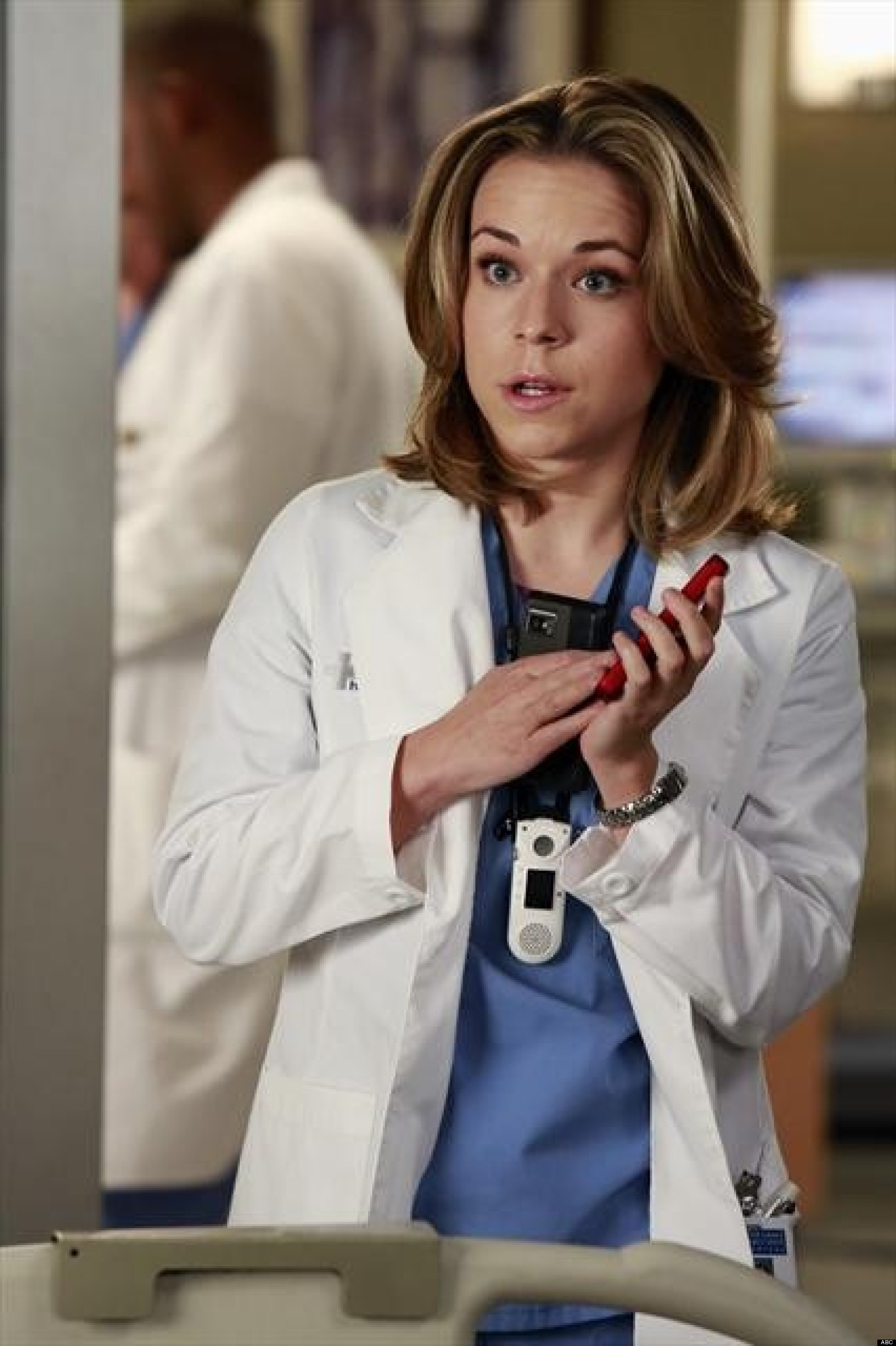 Grey\'s Anatomy\'s\' Possibly Pregnant Characters: Ellen Pompeo And ...