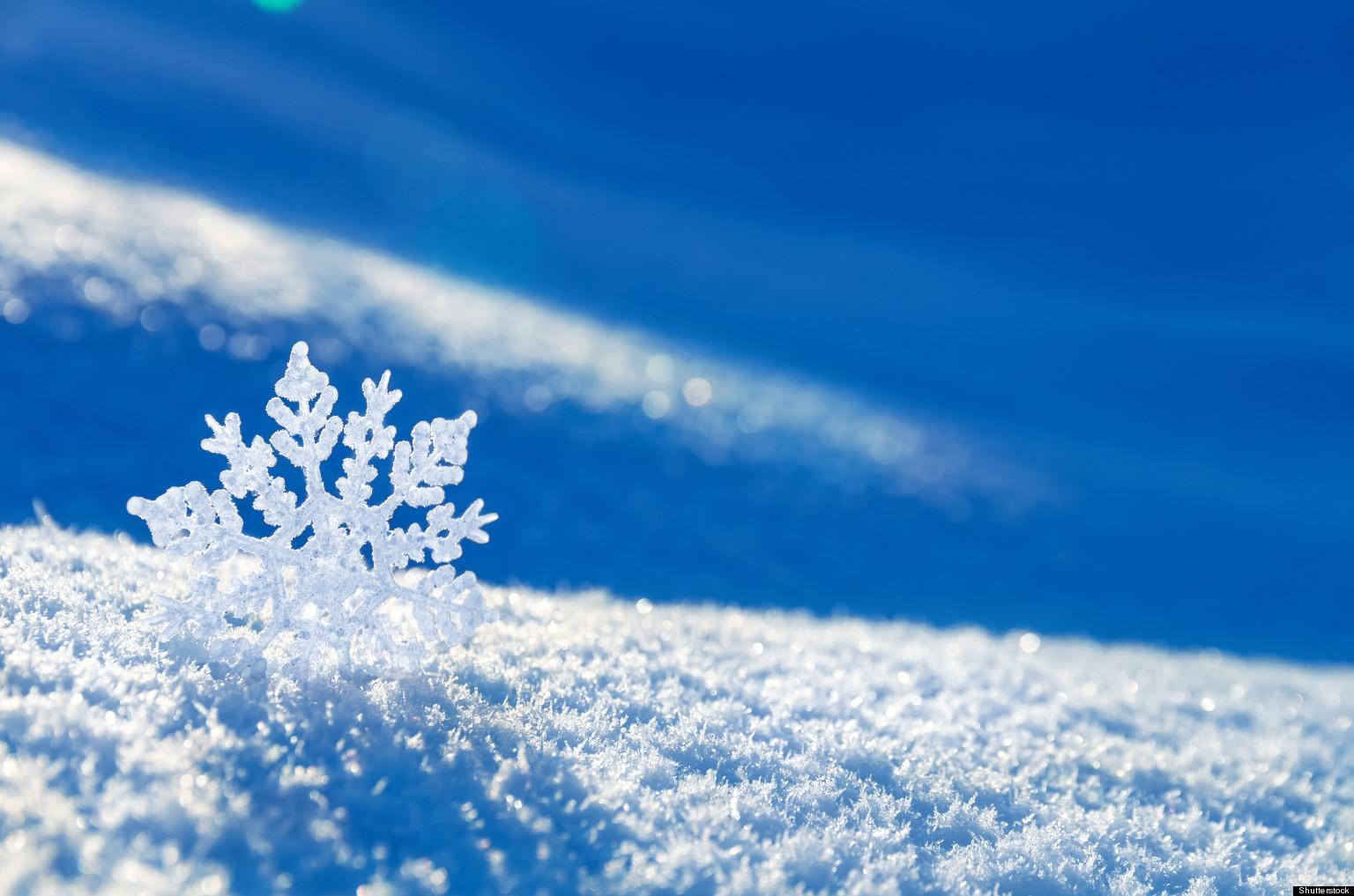 think like a snowflake huffpost