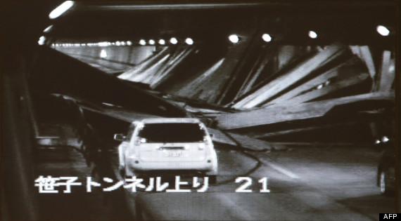 tunnel japon