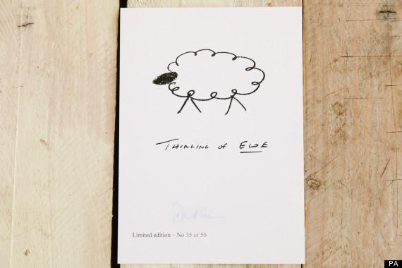 david cameron doodle
