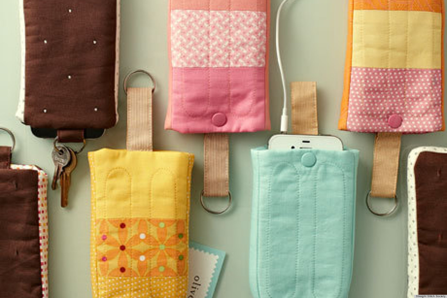 Homemade Gift Ideas: Popsicle And Ice Cream Sandwich Cell ...