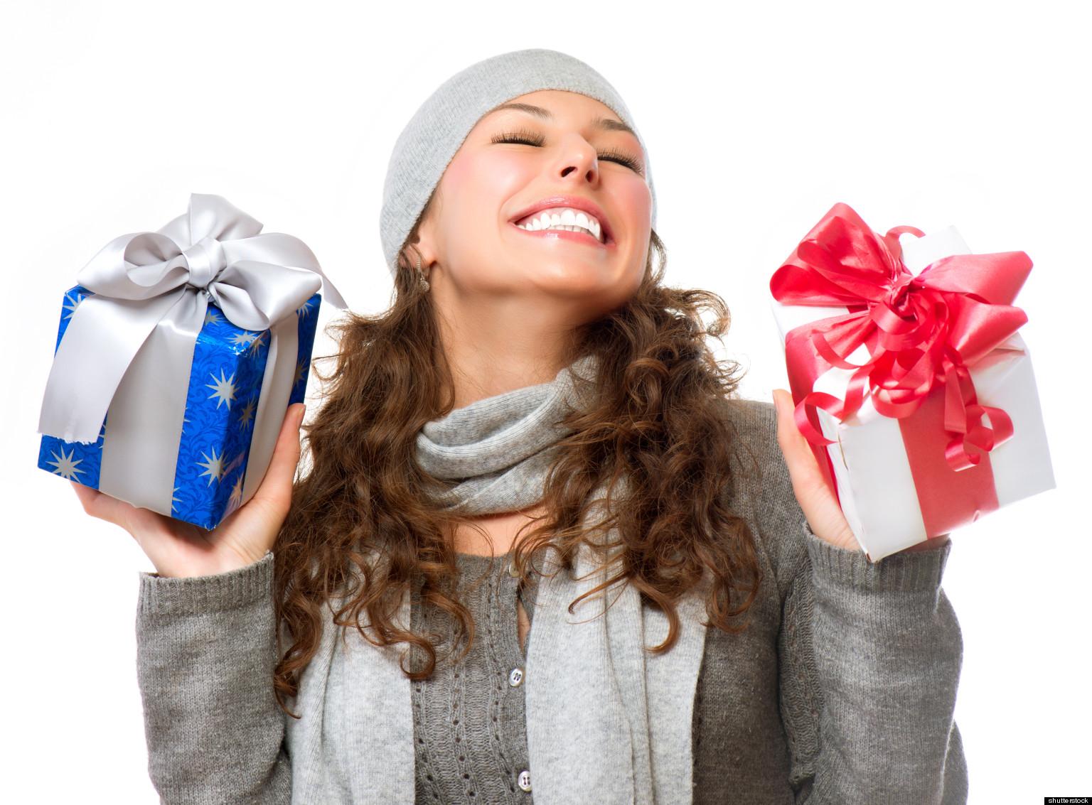 Как девушка найдет подарок 244