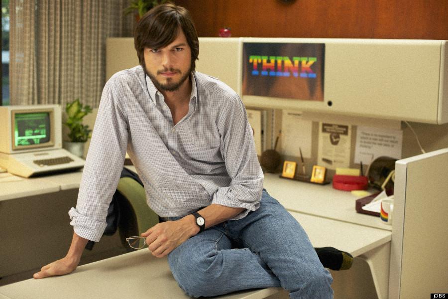 asthon kutcher steve jobs