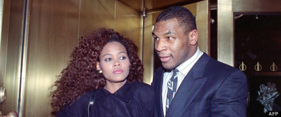 robin givens mike tyson