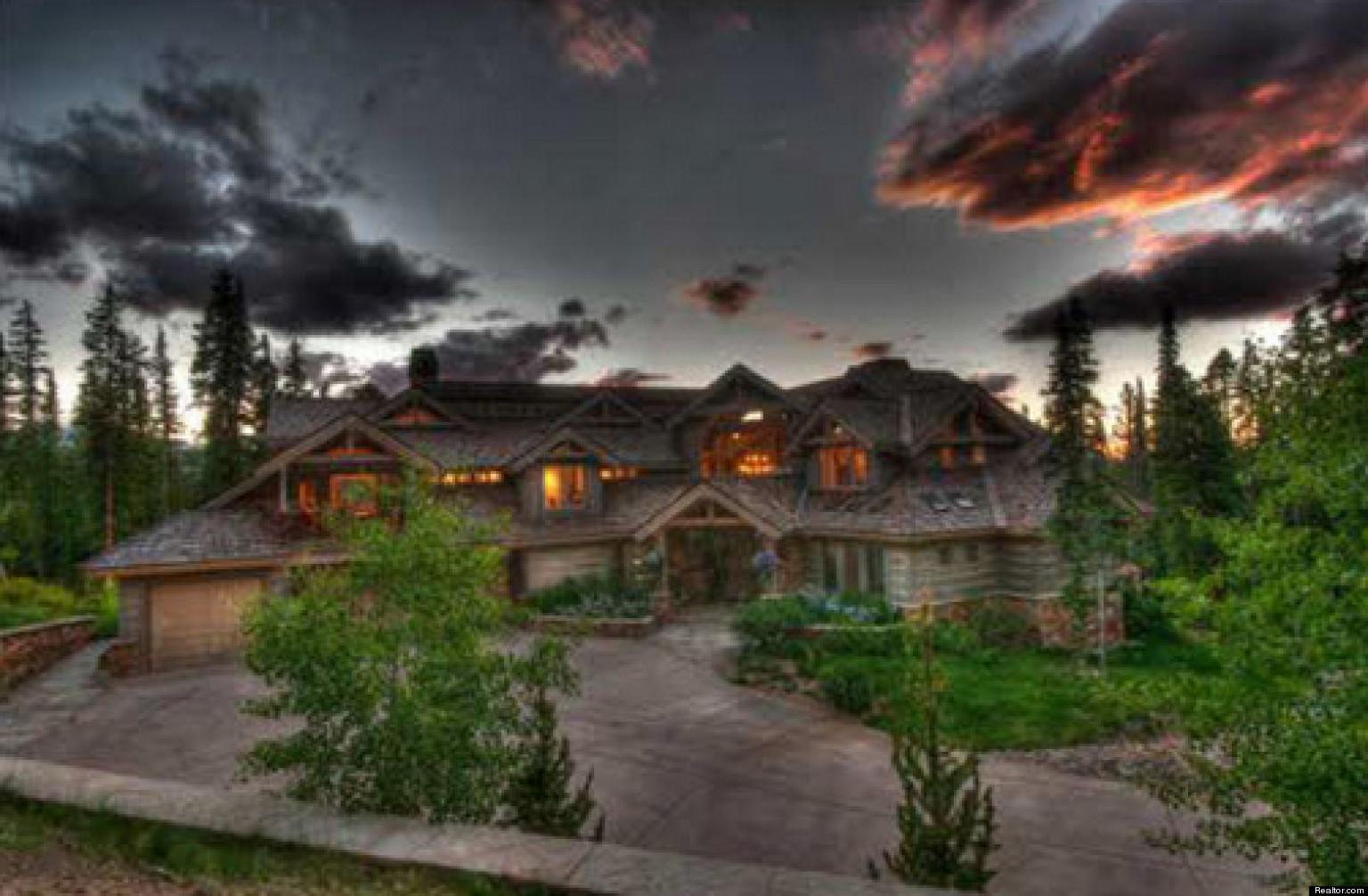 Top Luxury Colorado Homes To Have A Snow Day Inside PHOTOS - Colorado luxury homes