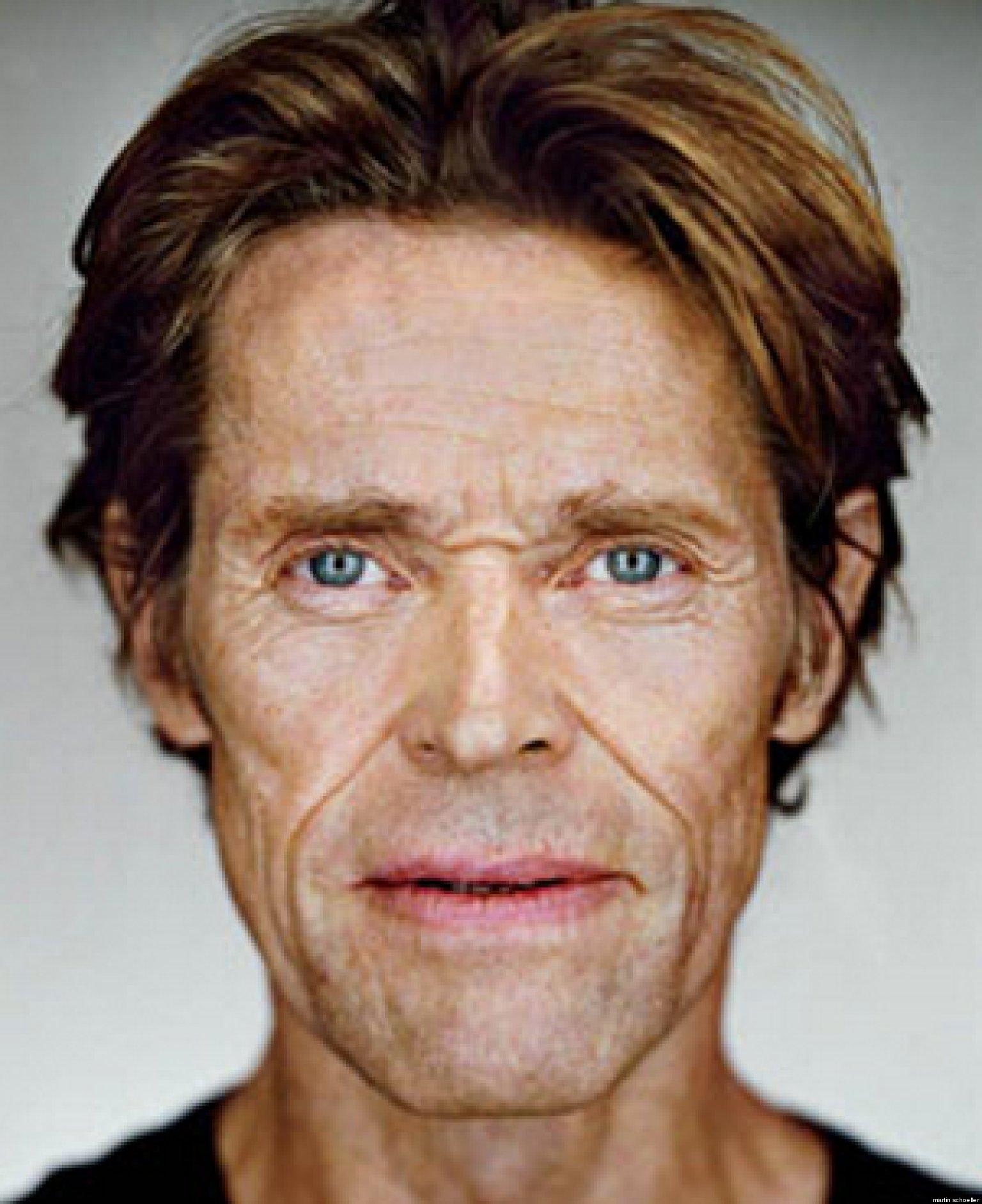 Martin Schoeller Portraits