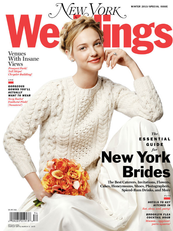 weddings new york magazine