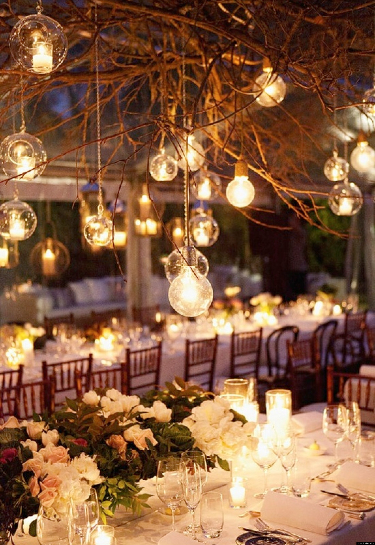 Beautiful winter wedding details huffpost junglespirit Image collections