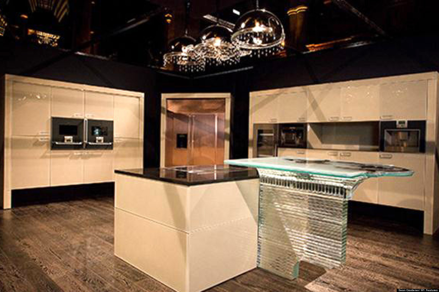 The Most Expensive Kitchen Costs Million PHOTO HuffPost - Expensive kitchens