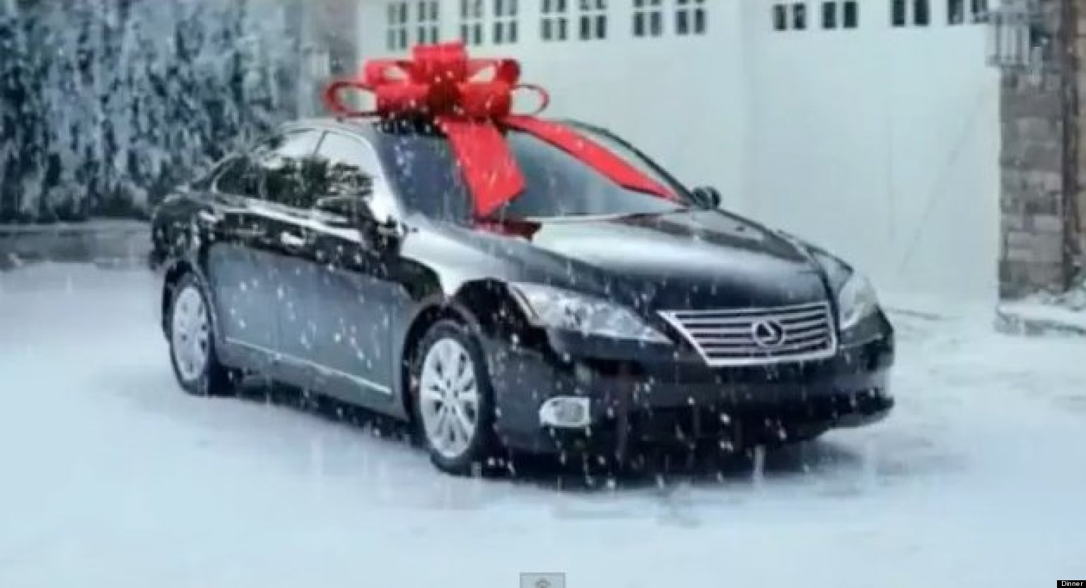 Lexus 'December To Remember' Commercial Parodied By UCB Comedy ...