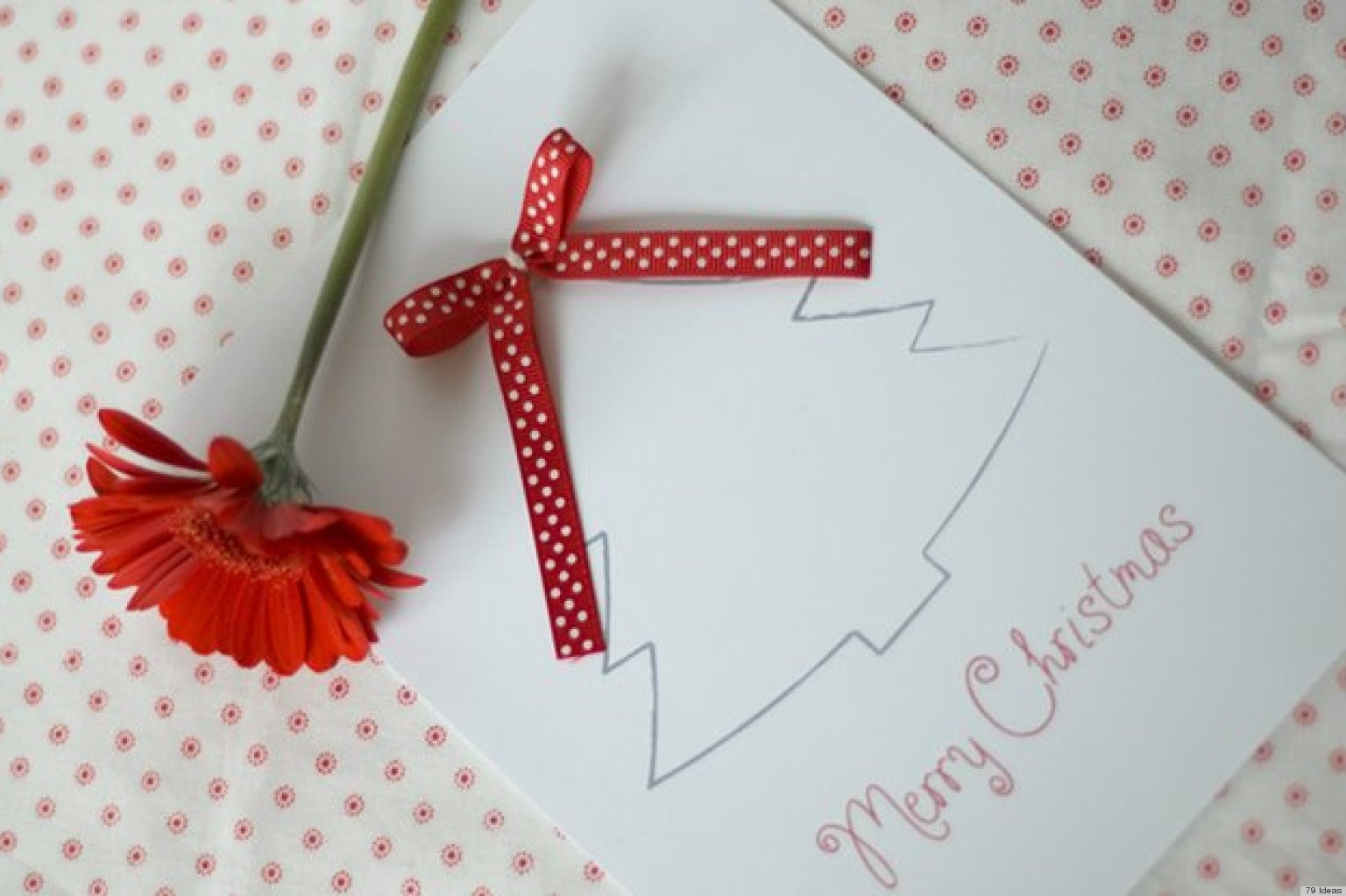 Homemade Holiday Cards 13 Pretty Diys To Make And Send