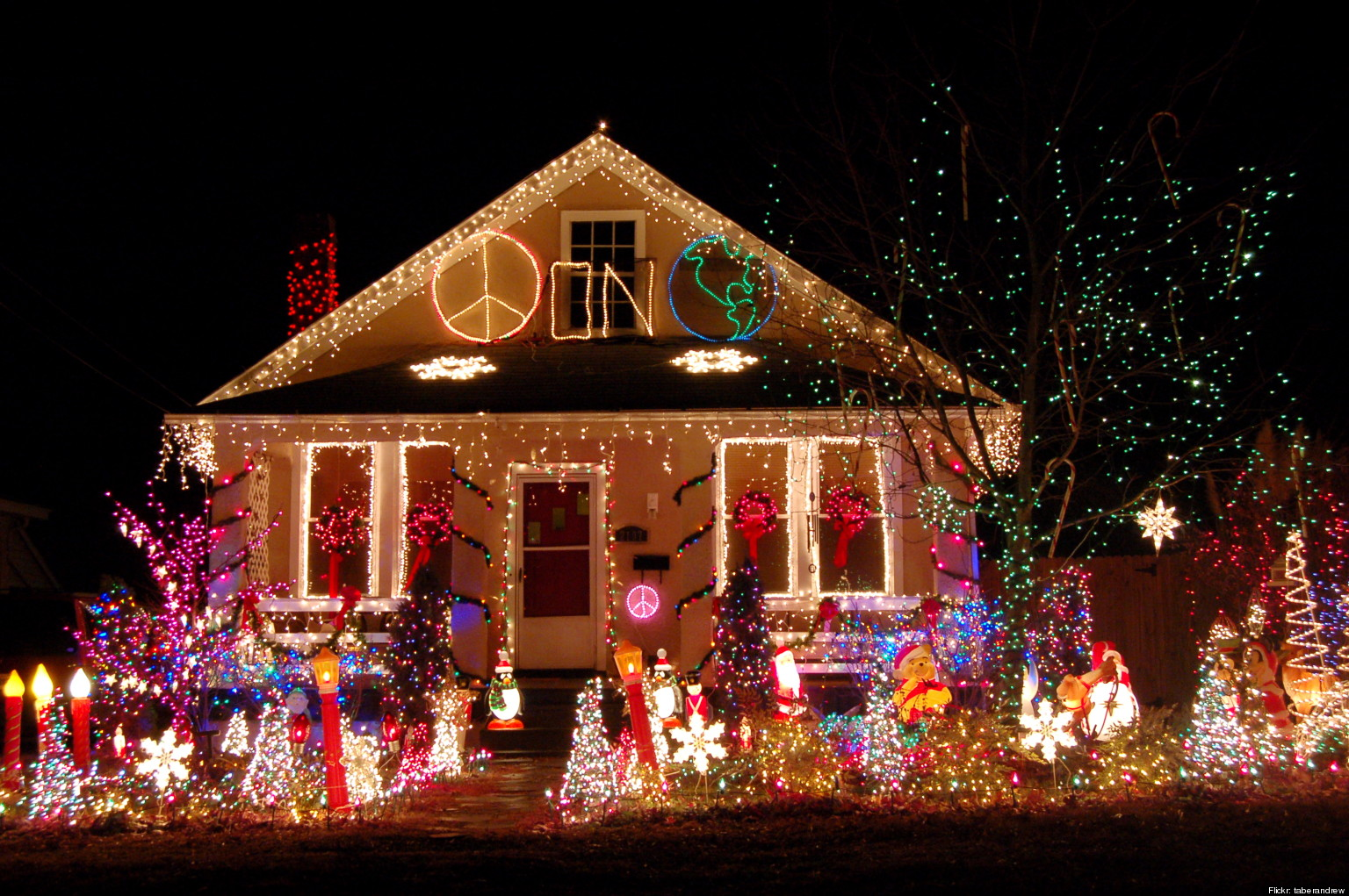 & Tacky Christmas Lights Displays (PHOTOS VIDEOS) | HuffPost