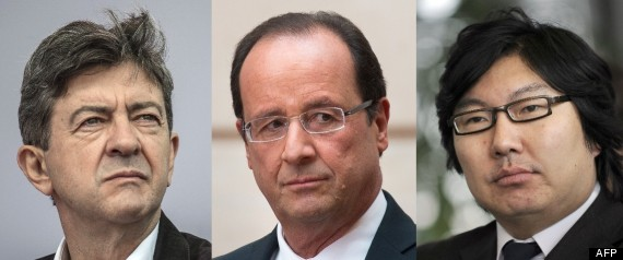 hollande melenchon