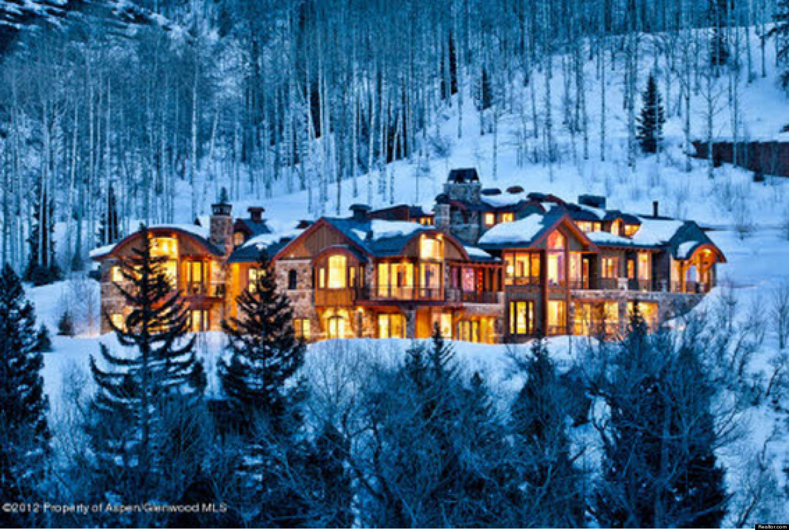 Top 10 most expensive homes in colorado in 2012 according for World top 10 home