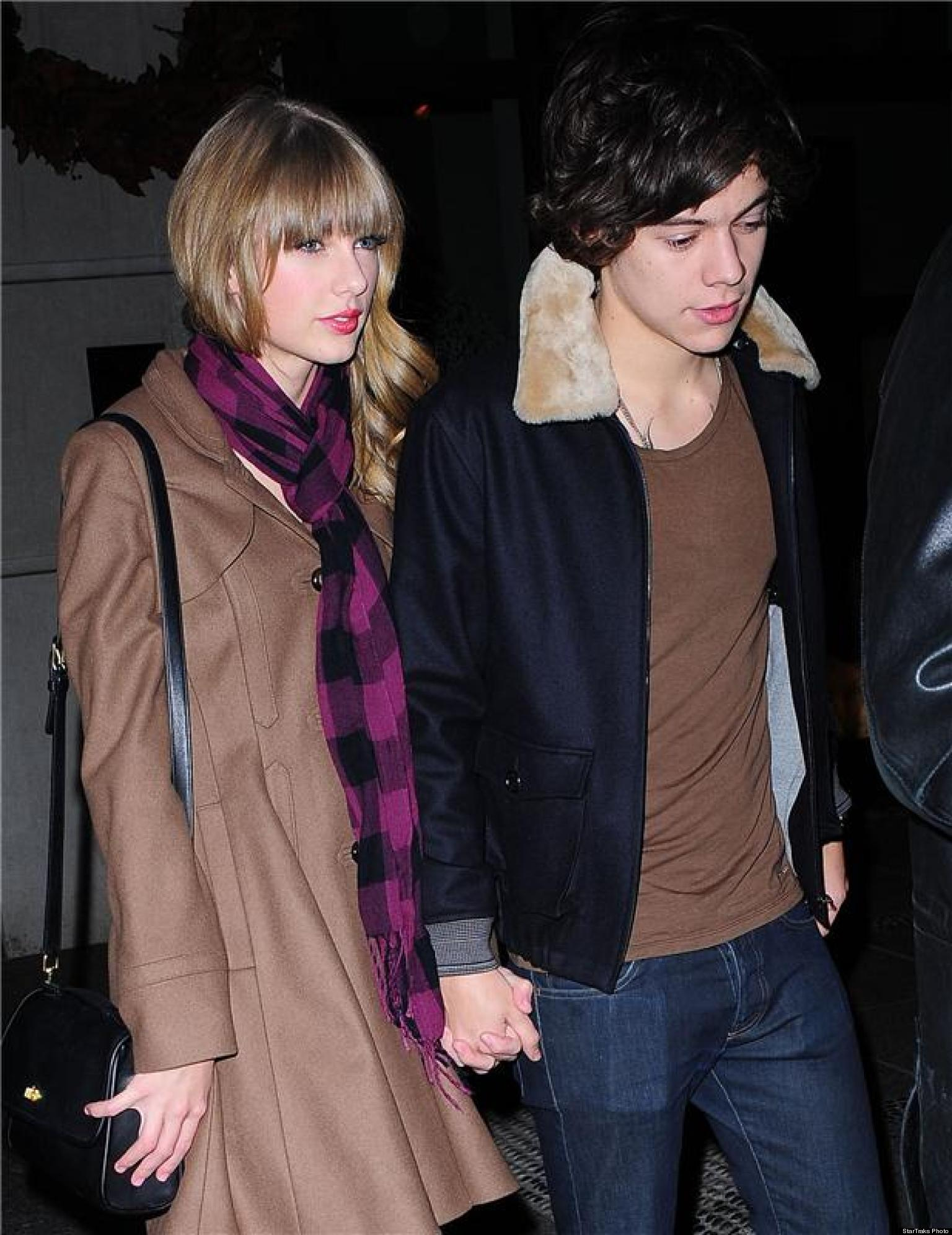 Is Taylor Swift Dating Harry Styles 2018