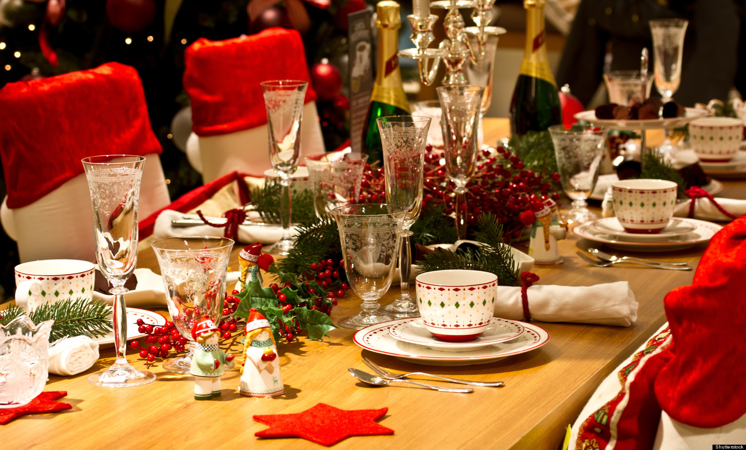 What Restaurants Are Open On Christmas? | HuffPost