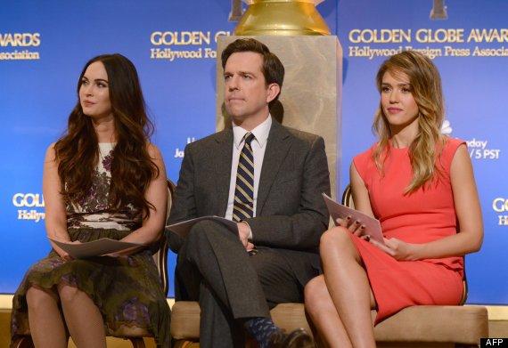 golden globes josh megan jessica