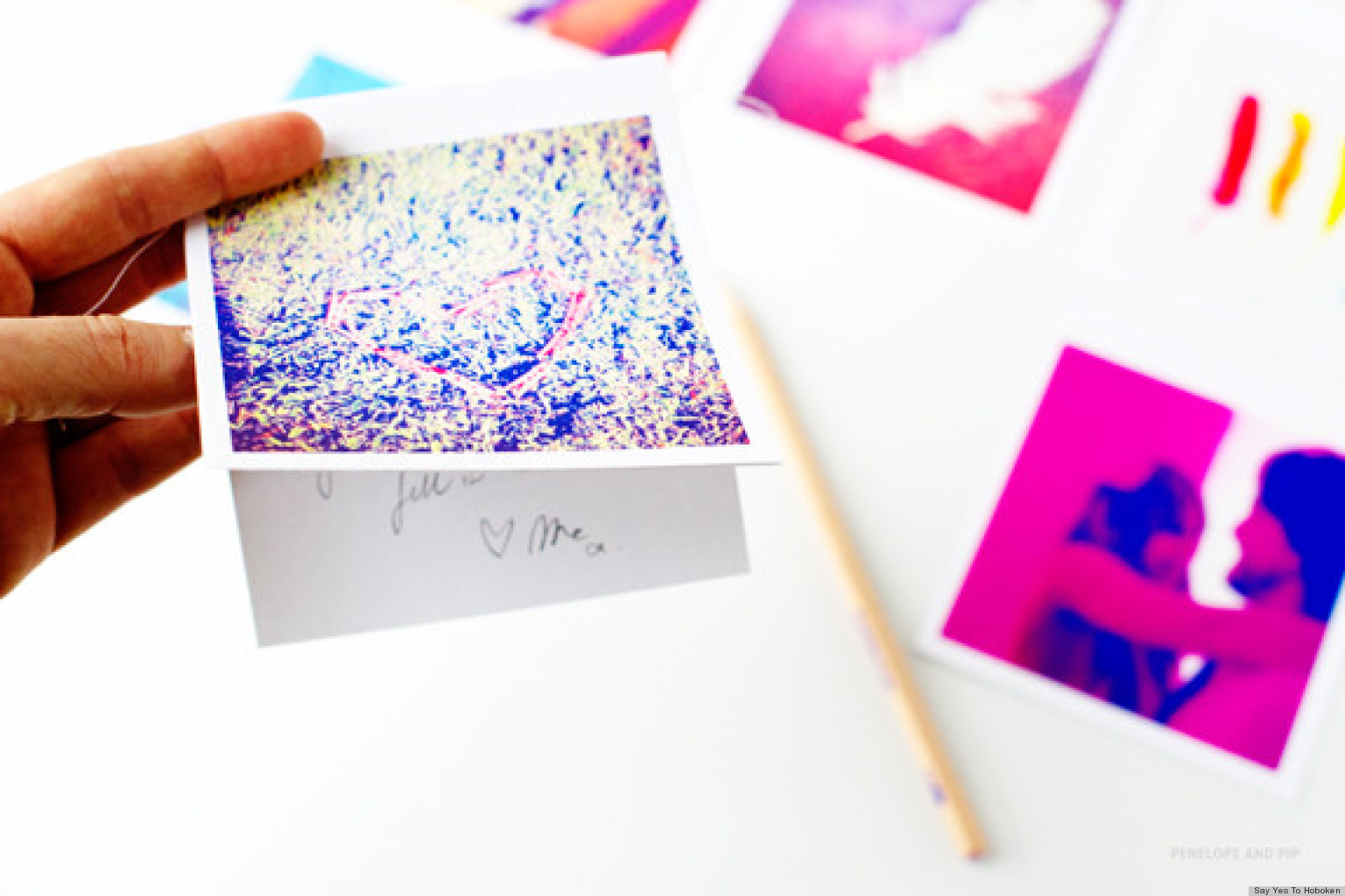 Homemade Gift Ideas: An Easy Way To Turn Instagram Photos Into Cards ...
