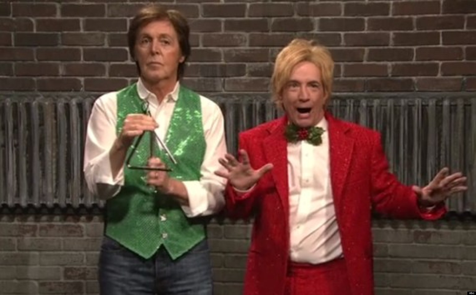 SNL Childen's Choir Opening - The Hollywood Gossip