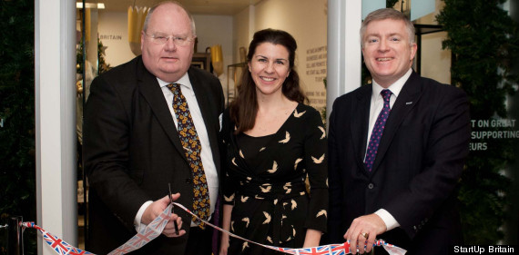 eric pickles opens pop up store