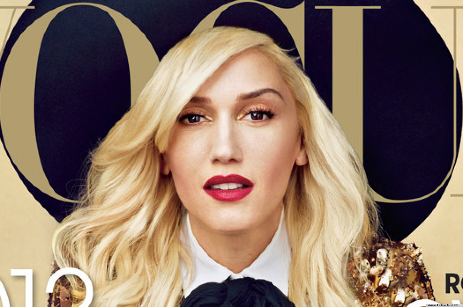 Gwen stefani vogue cover for january 2013 confirms singers comeback gwen stefani vogue cover for january 2013 confirms singers comeback photos huffpost sciox Gallery