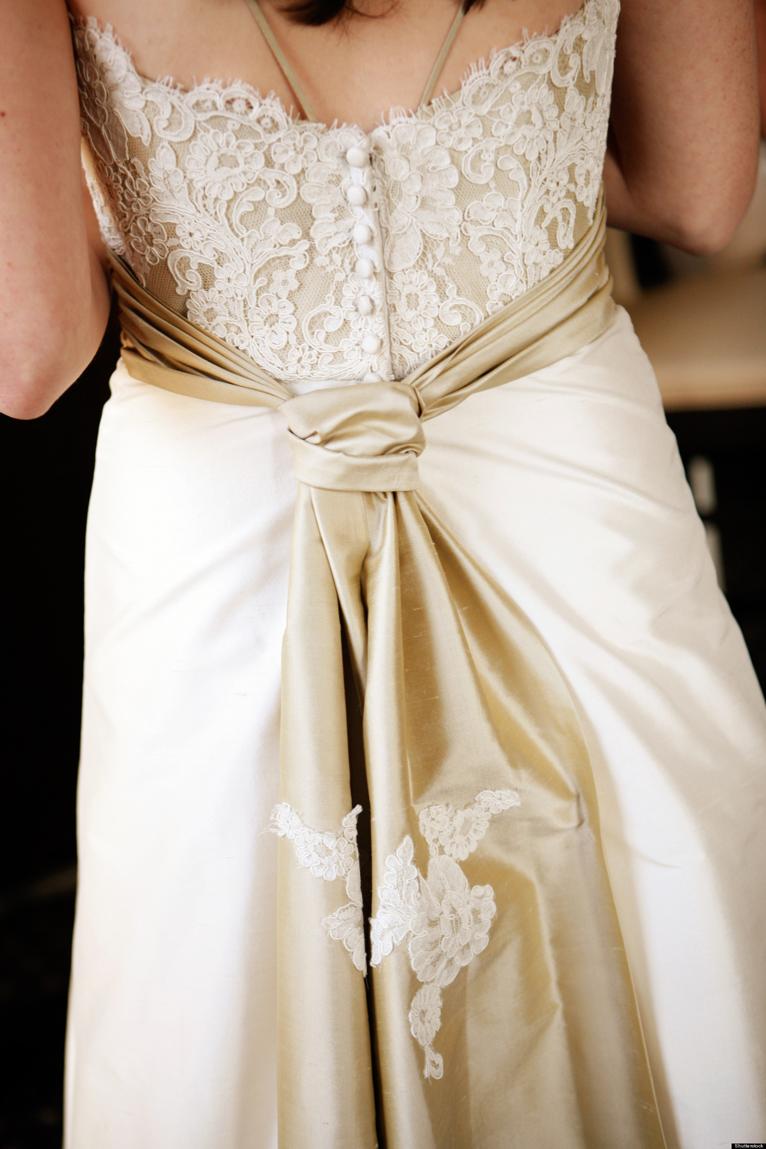 Why i will never wear a satin wedding dress huffpost ombrellifo Gallery