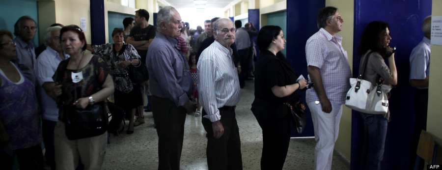 election grece 2012